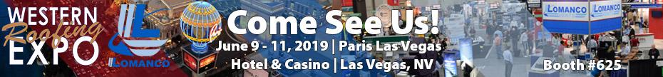 Visit Lomanco at Booth 625 at the 2019 WRE!
