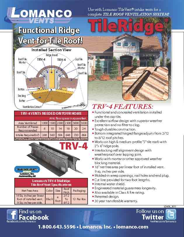 static roof vent installation instructions