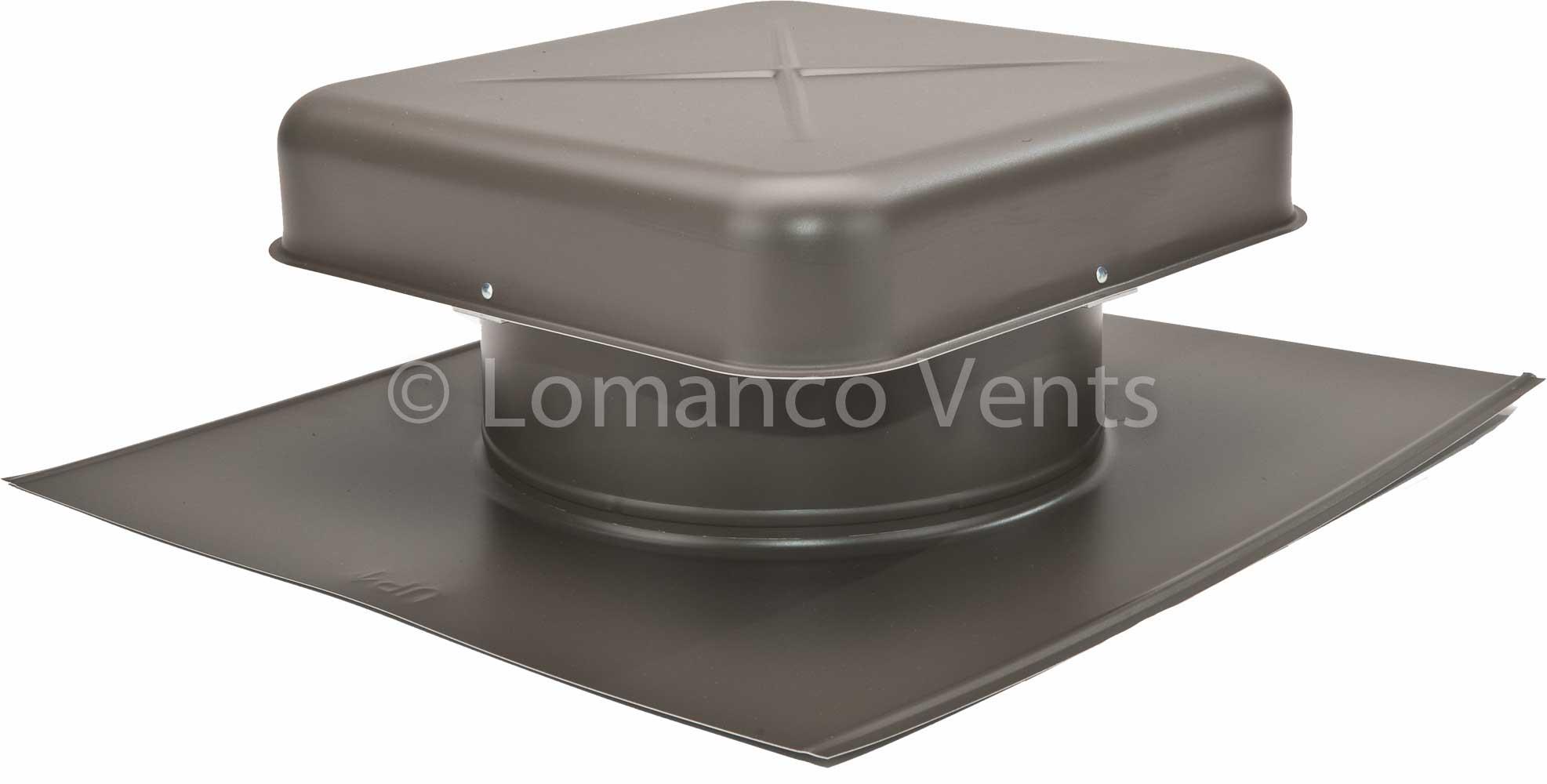 Lomanco Vents   Static Roof Vents