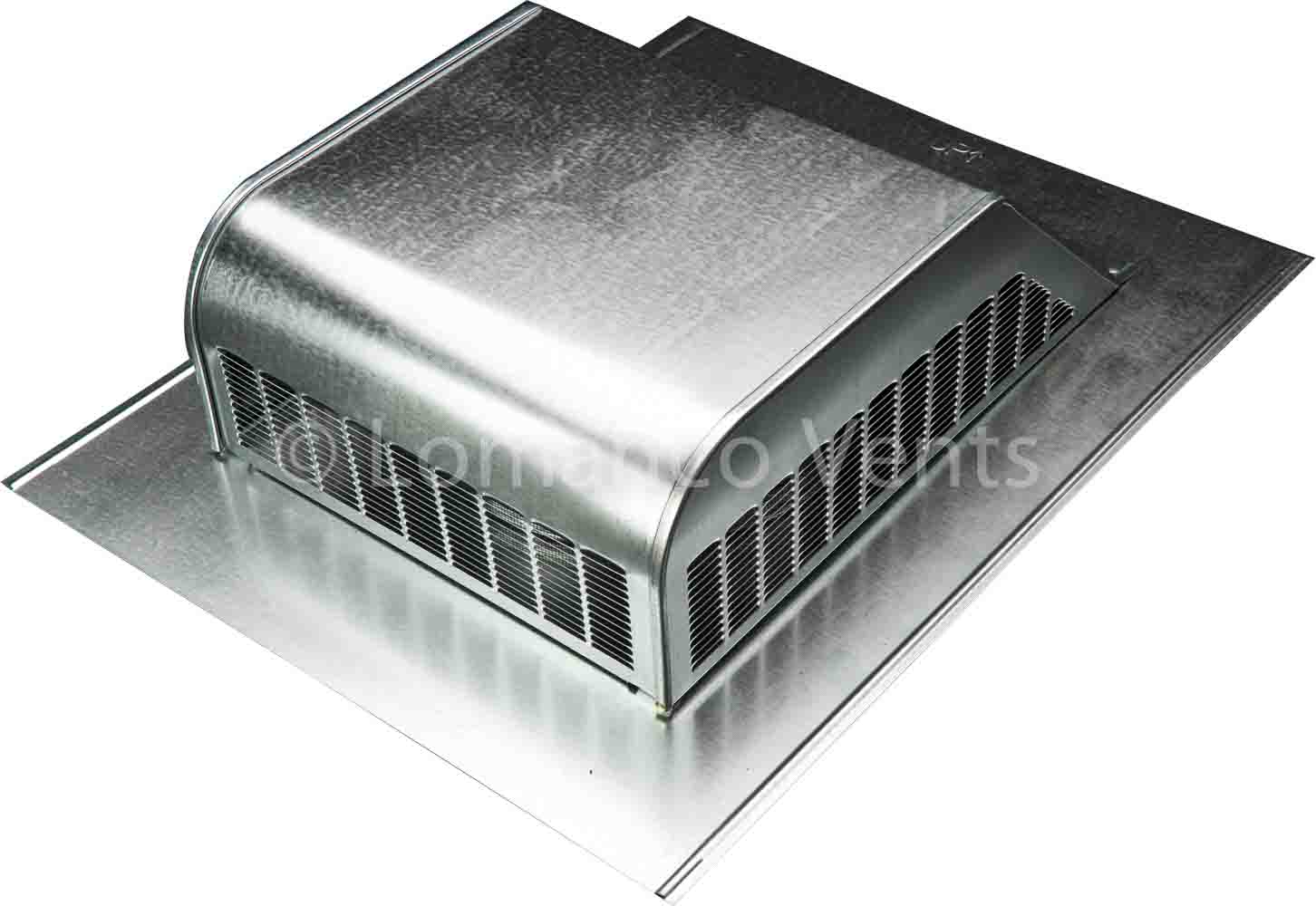 Venturi Roof Vents : Lomanco vents static roof