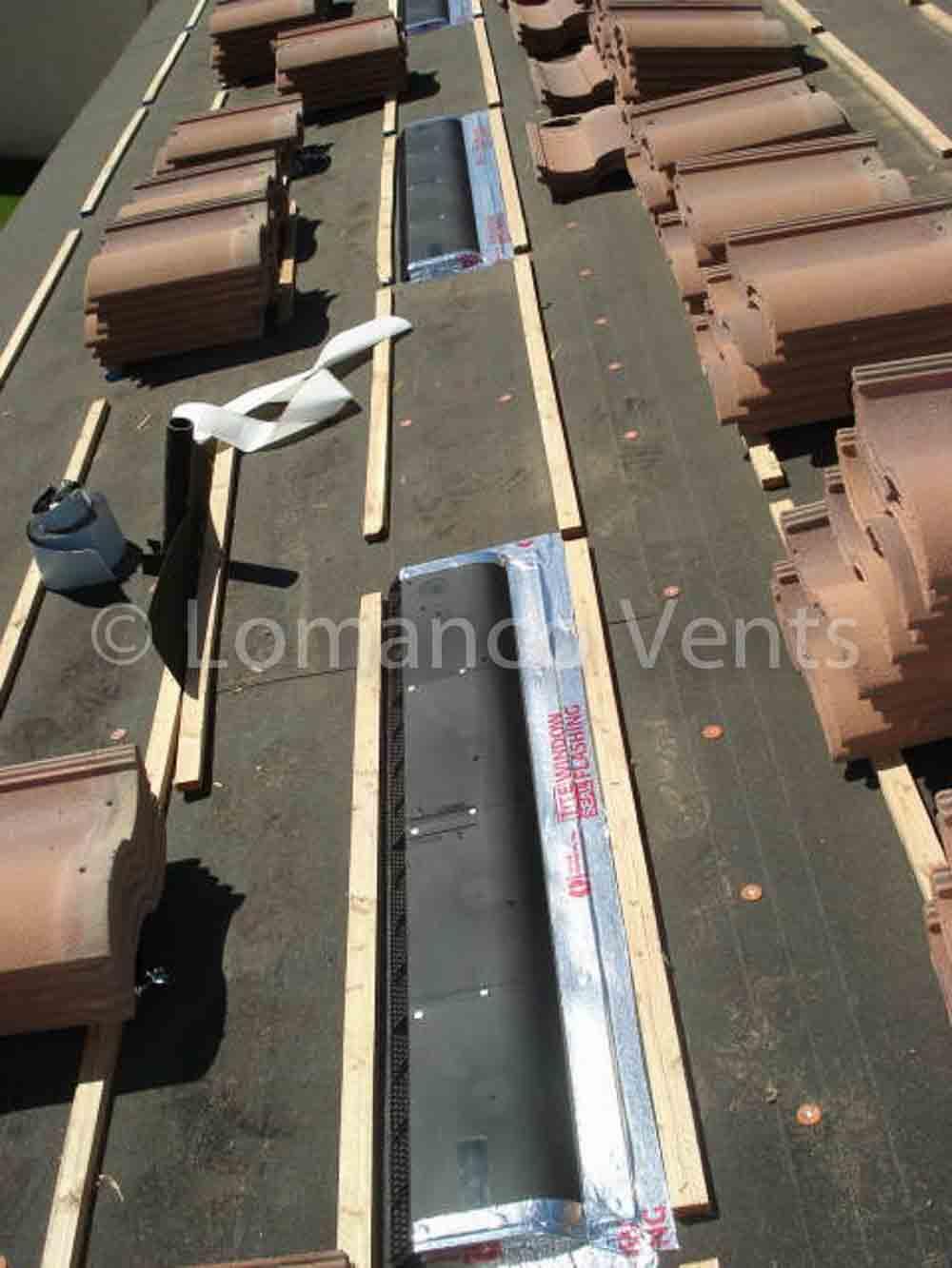 Lomanco Vents Tileintake Iv9