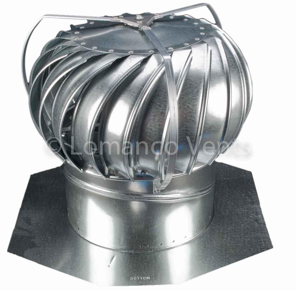 Lomanco Vents Turbine Vents