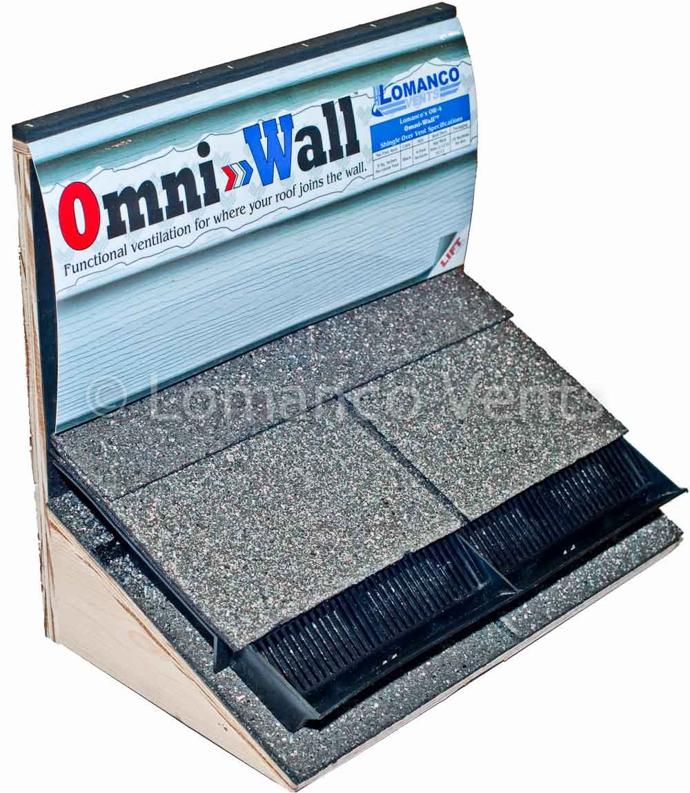 Lomanco Vents Omni Wall