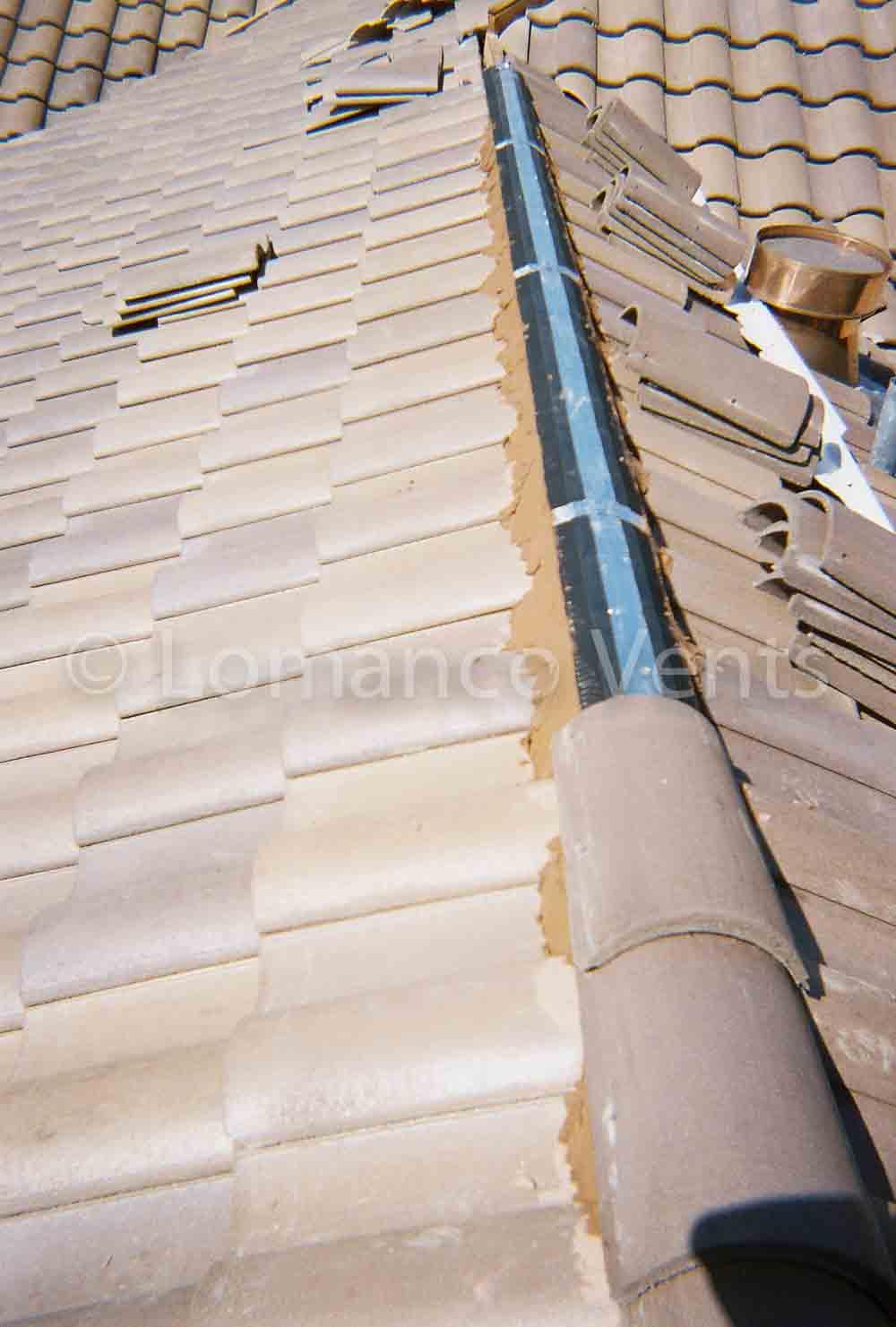 Lomanco Vents Tileridge Trv4