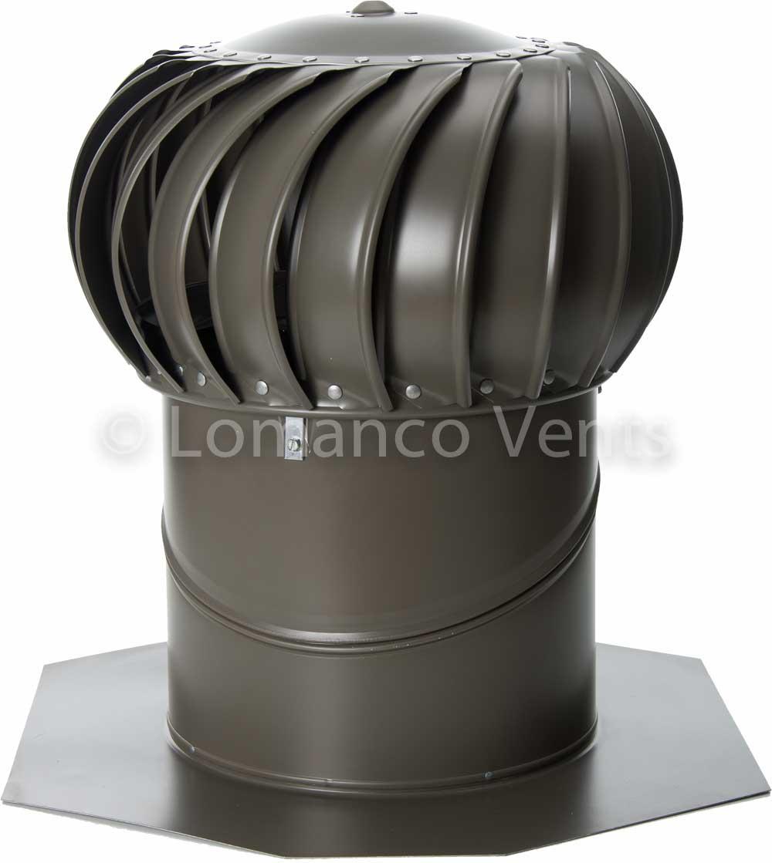 Lomanco Vents Tile Turbine